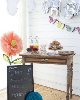 Babyshower House of Deco