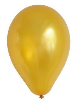 Latex ballong guld